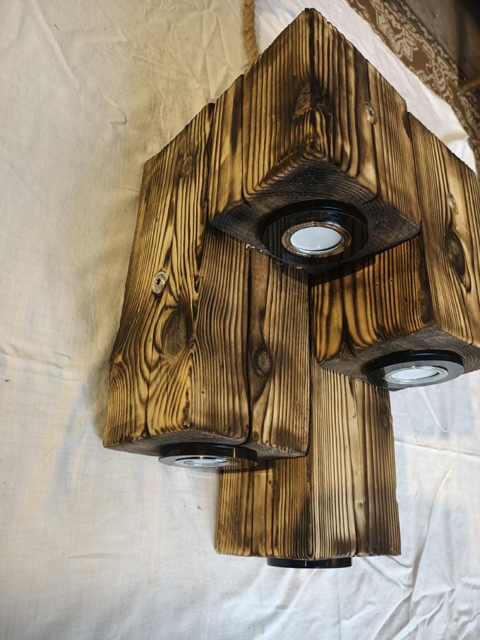 Lampa Industrialna II