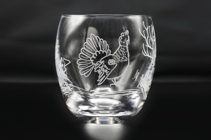 Ręcznie Grawerowane szklanki do Whisky