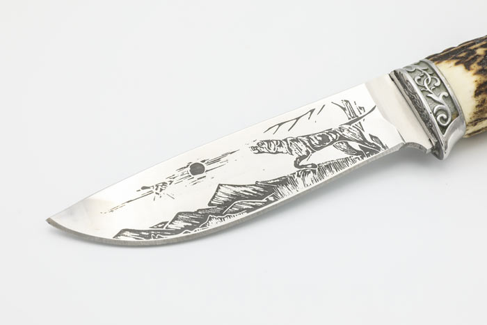 Nóż Myśliwski Pies