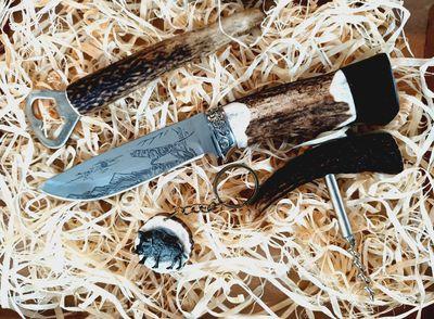 Zestaw Prezentowy z Nożem