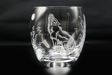 Grawerowane szklanki